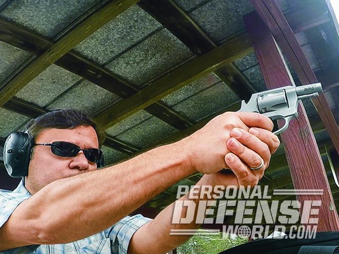Charter Arms Boomer gun test