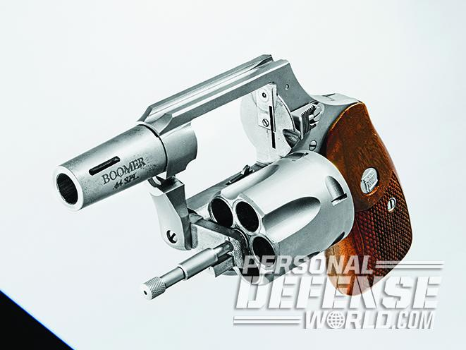 Charter Arms Boomer revolver