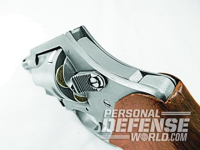 Charter Arms Boomer snub-nose