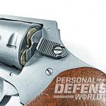 Charter Arms Boomer snub-nose revolver