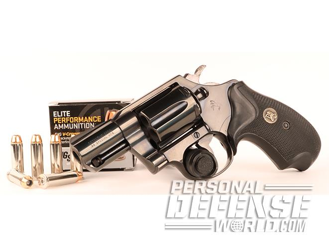 Colt Detective Special ammo