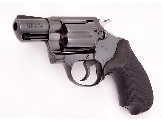 colt detective special pocket pistol