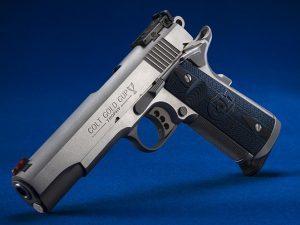 Colt Gold Cup Trophy pistol