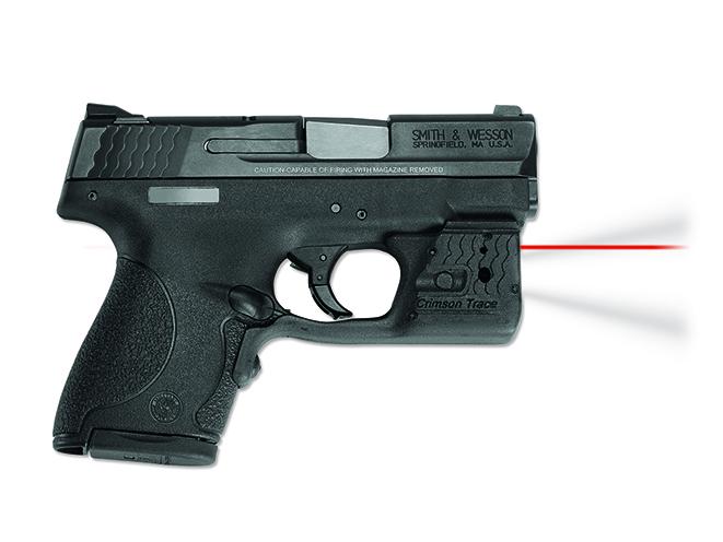 crimson trace laser