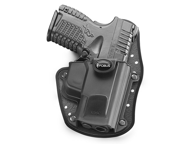 shot show holsters Fobus XDSC