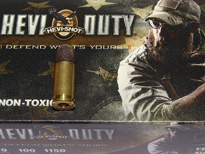 hevi-shot new ammo