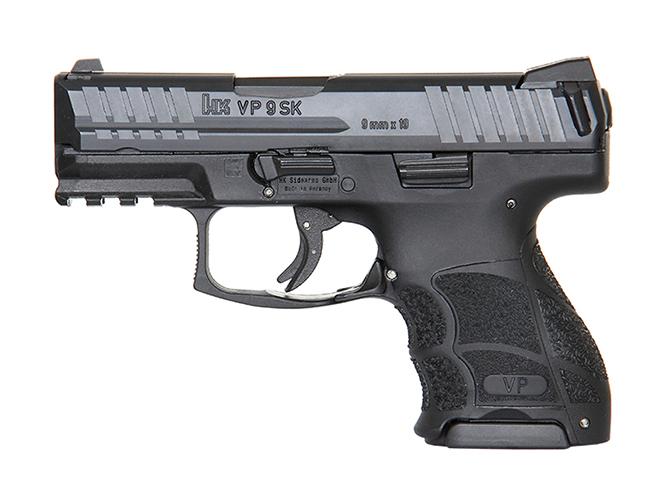 Heckler & Koch VP9SK pistol