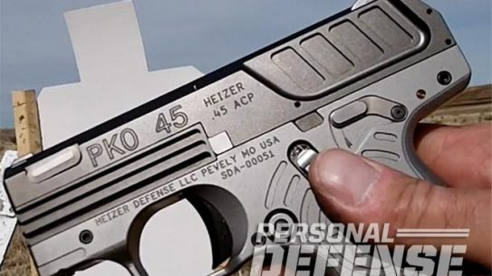 heizer defense pko 45