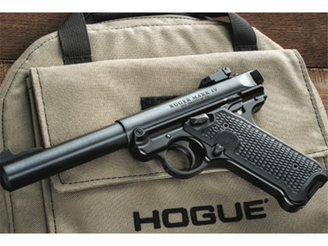 hogue ruger mark iv grip