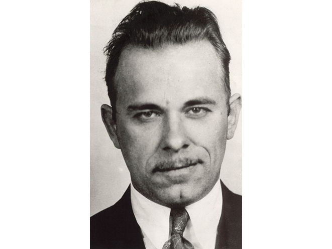 armed citizen john dillinger