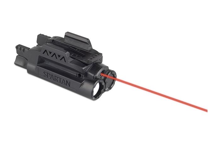 LaserMax Spartan laser