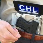 pistol mask holster