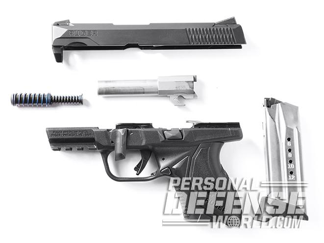Ruger American Compact Pro assembly