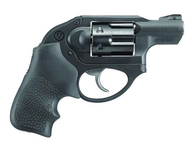 ruger snub-nose revolvers