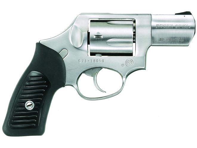 ruger sp101 snub-nose revolvers