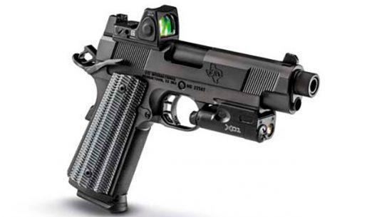 STI H.O.S.T. pistol