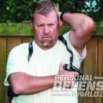 shoulder holsters carry tips