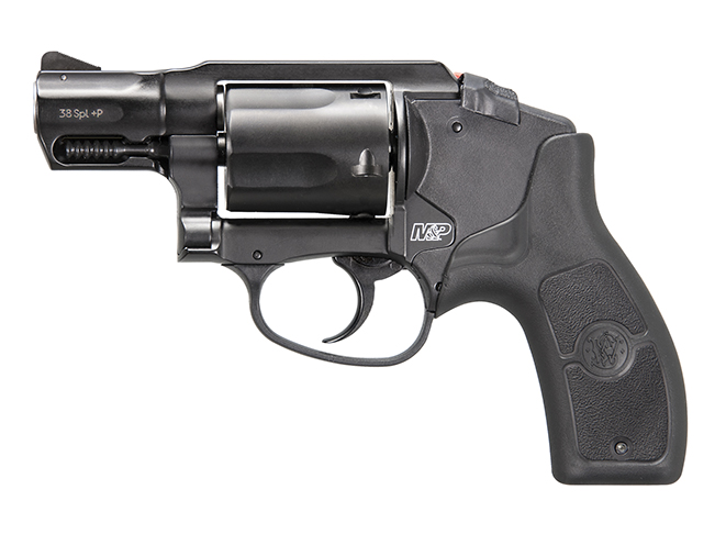 smith & wesson snub-nose revolvers