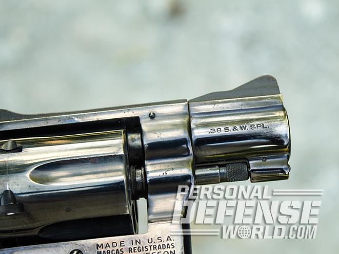 s&w model 15-4 revolvers