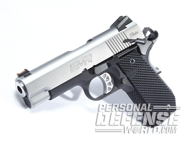 Sweet CCC: Springfield's EMP 4-Inch with Concealed Carry Contour