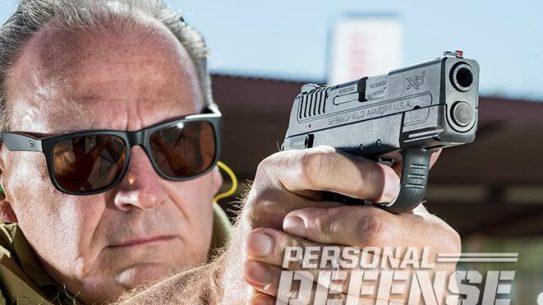 Springfield XDE handgun