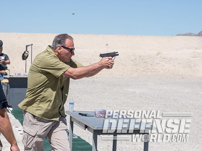 Springfield XDE range test