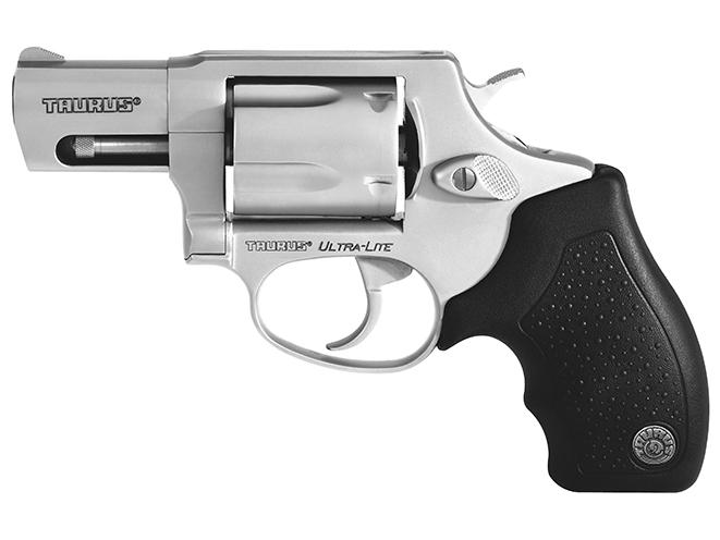 taurus snub-nose revolvers