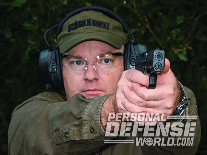 PPS M2 gun test