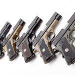 Wilson Combat Sentinel XL pistol