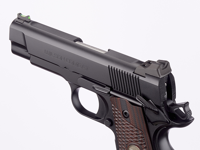 Wilson Combat Sentinel XL concealed carry