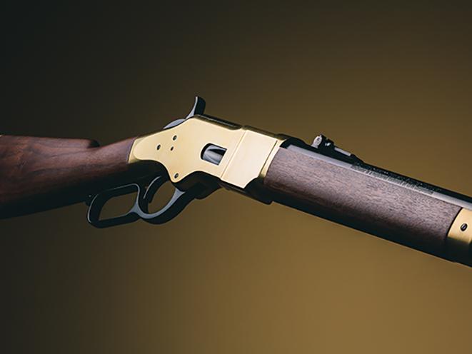 Model 1866 Short Rifle yellow boy classic