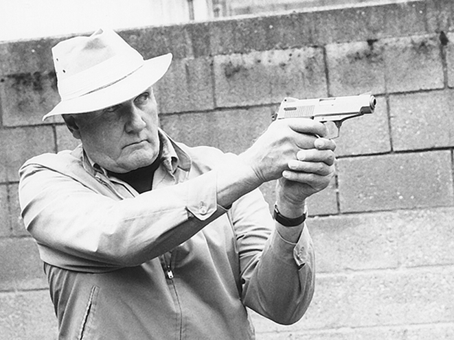 Jeff Cooper gun demonstration