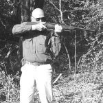 Jeff Cooper rifle shot