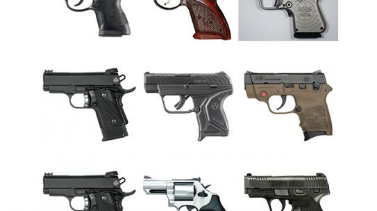 everyday carry handguns