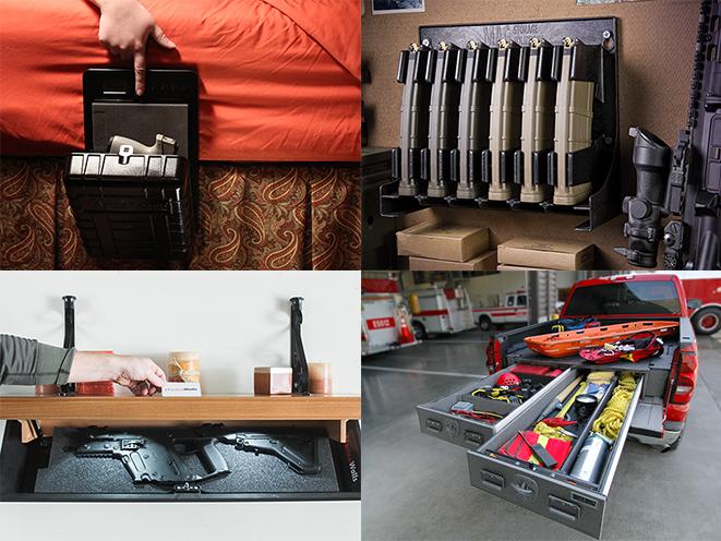 18 new gun safes