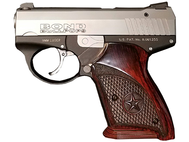 Bond Arms Bullpup everyday carry handguns