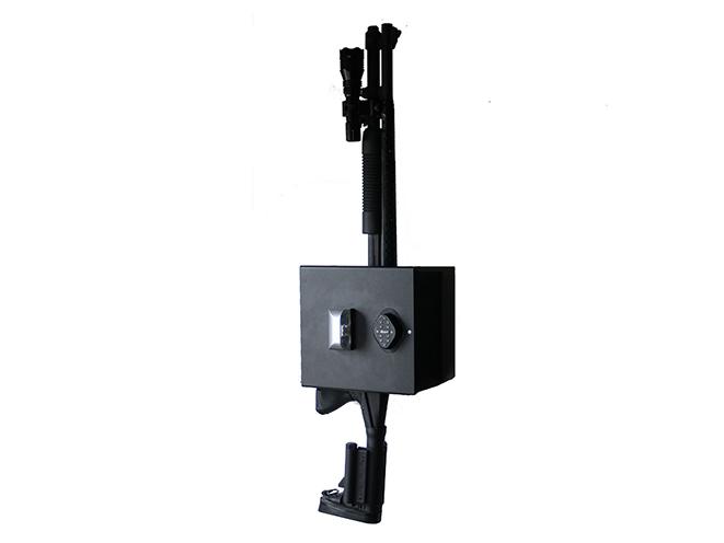 BoomDock gun safes