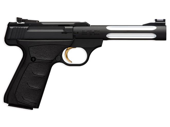 Browning Buck Mark Lite Flute UFX pistol