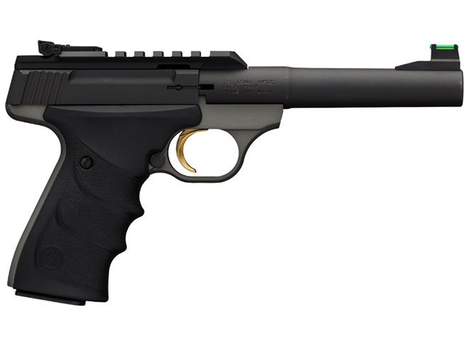 Browning Buck Mark Plus Practical URX pistol