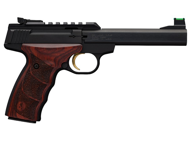 Browning Buck Mark Plus Rosewood UDX pistol