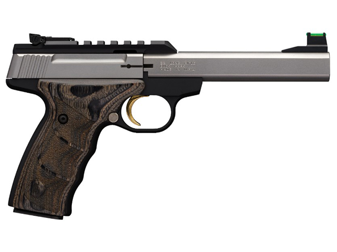 Browning Buck Mark Plus Stainless UDX pistol