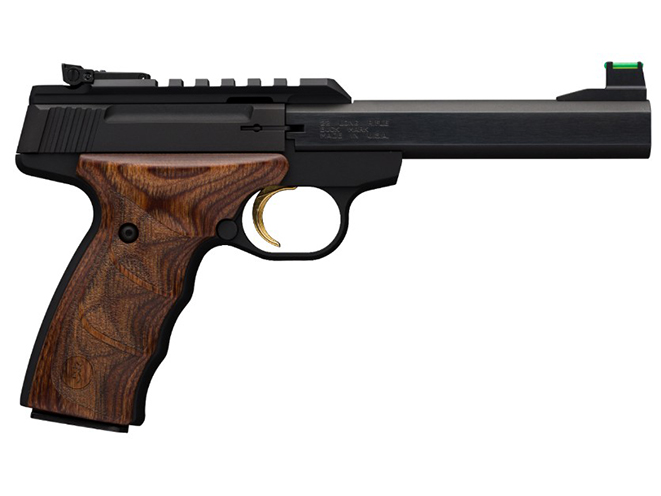 Browning Buck Mark Plus UDX pistol