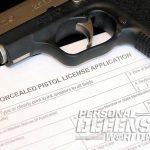 ccw gun application