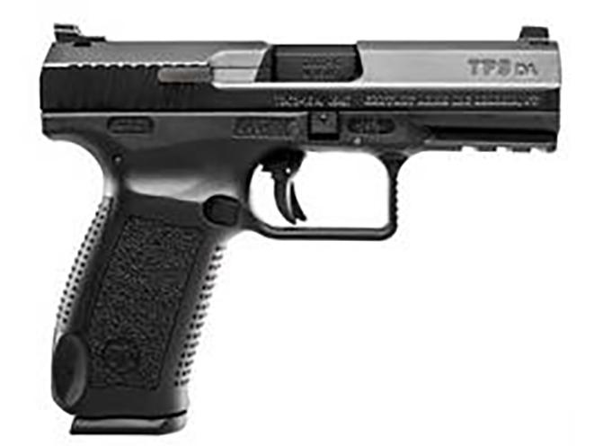 Canik TP9DA pistol black