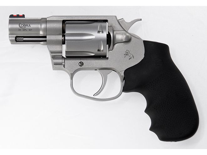 Colt Cobra revolver right side