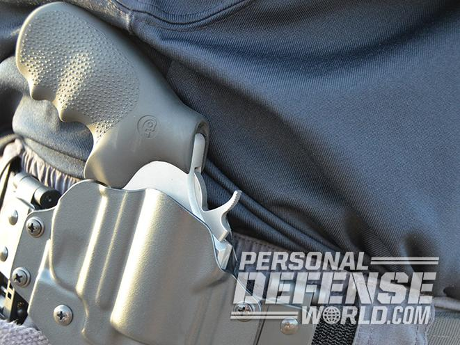 Colt Cobra revolver holster