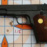 Colt Model 1903 Pocket Hammerless target mouse guns
