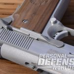 Coonan Compact Extended Slide Release