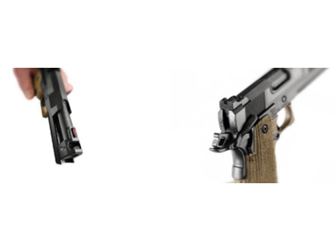 STI Costa Carry Comp sights