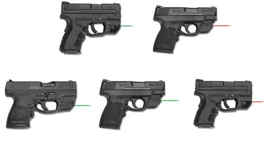 crimson trace laserguard sights